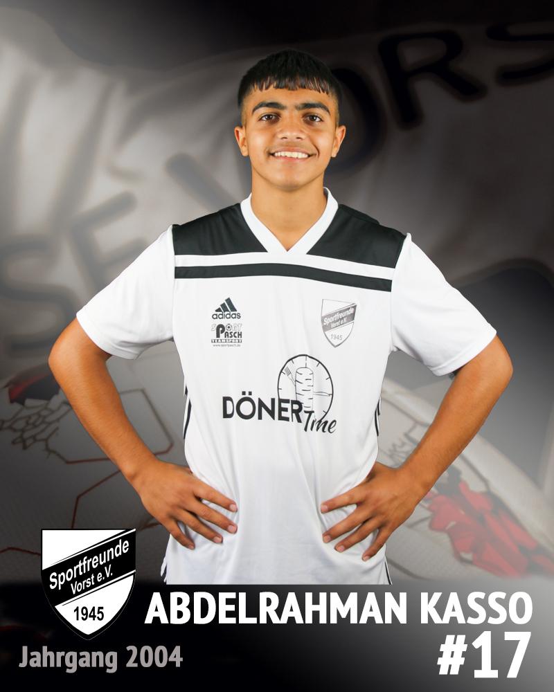 Abdelrahman Kasso