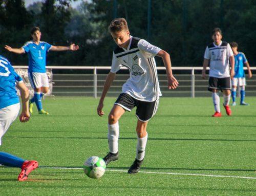 Elf Jugend-Spiele am Wochenende