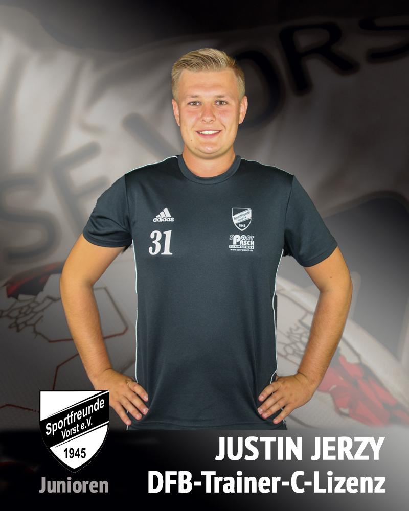 Justin Jerzy
