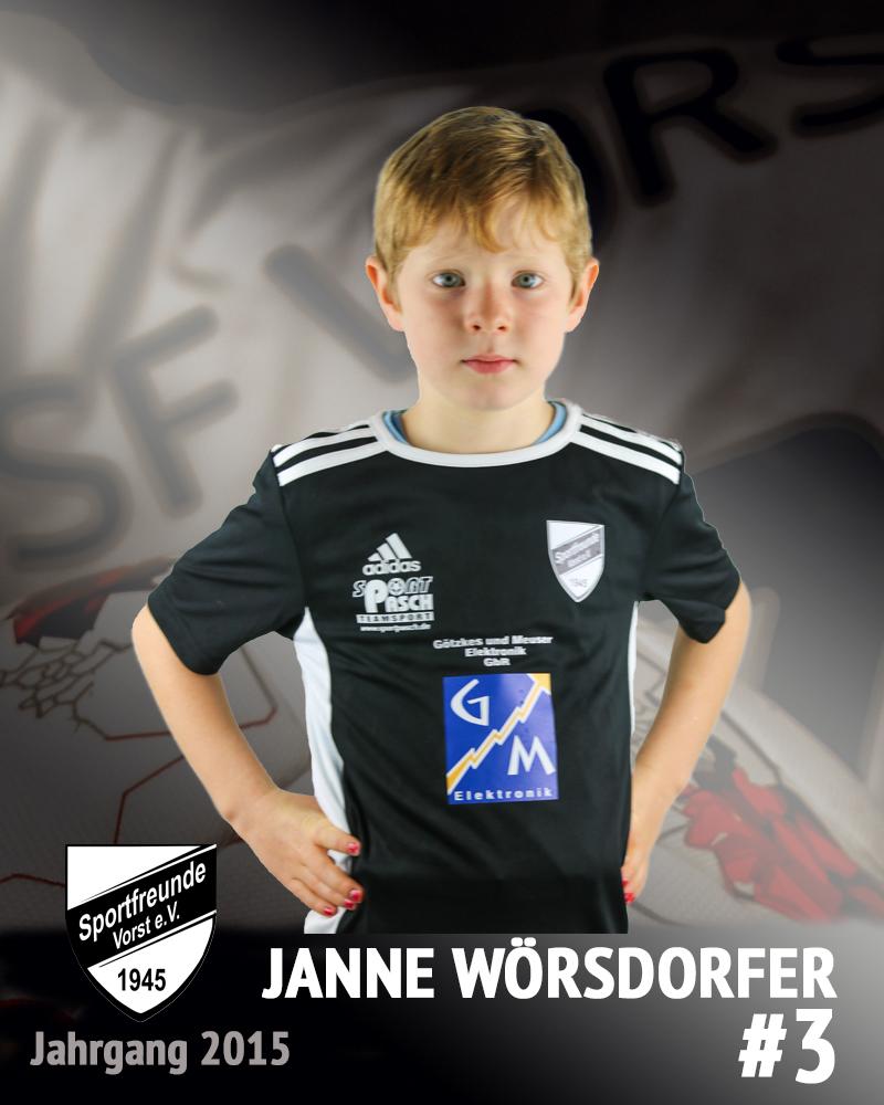 Janne Wörsdorfer