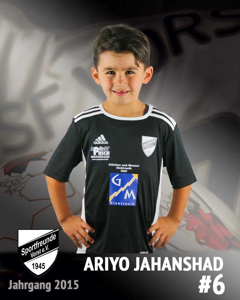 Ariyo Jahanshad