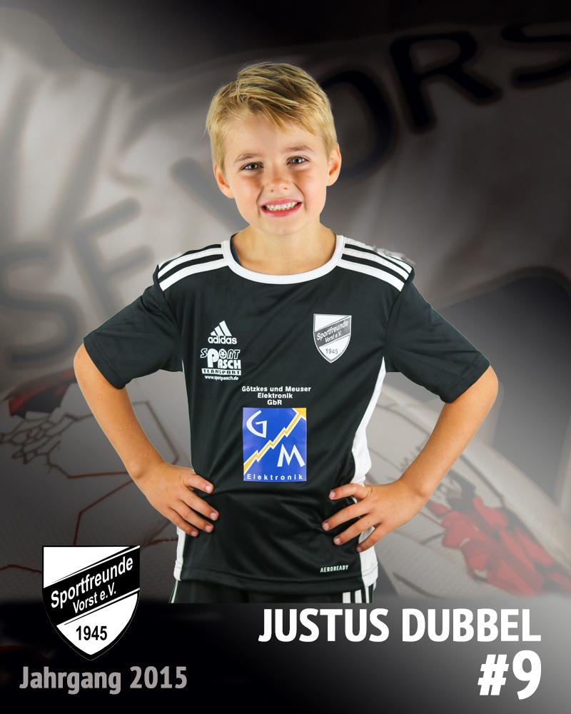 Justus Dubbel