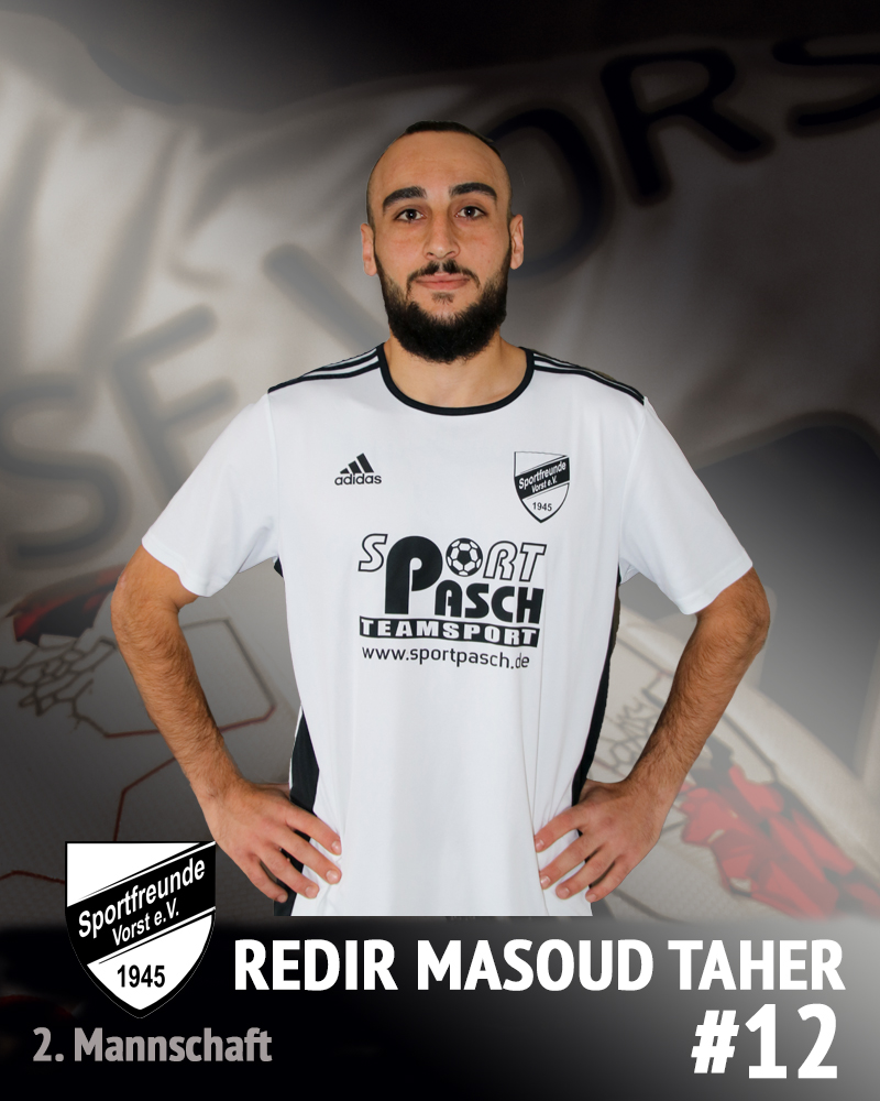 Redir Masoud Taher