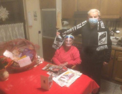 70. Hochzeitstag – Glückwunsch an Gerda und Heinz Schroers
