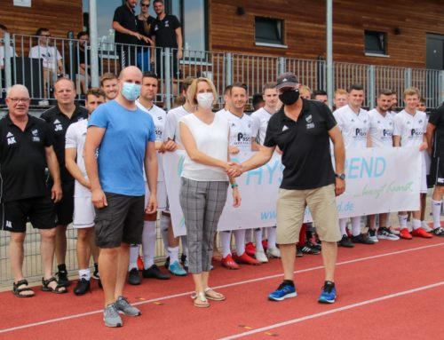 Strategische Partnerschaft mit Physio Trend