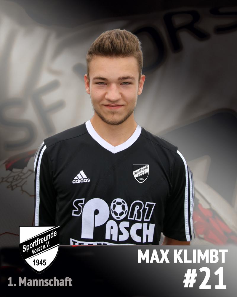 Max Klimbt