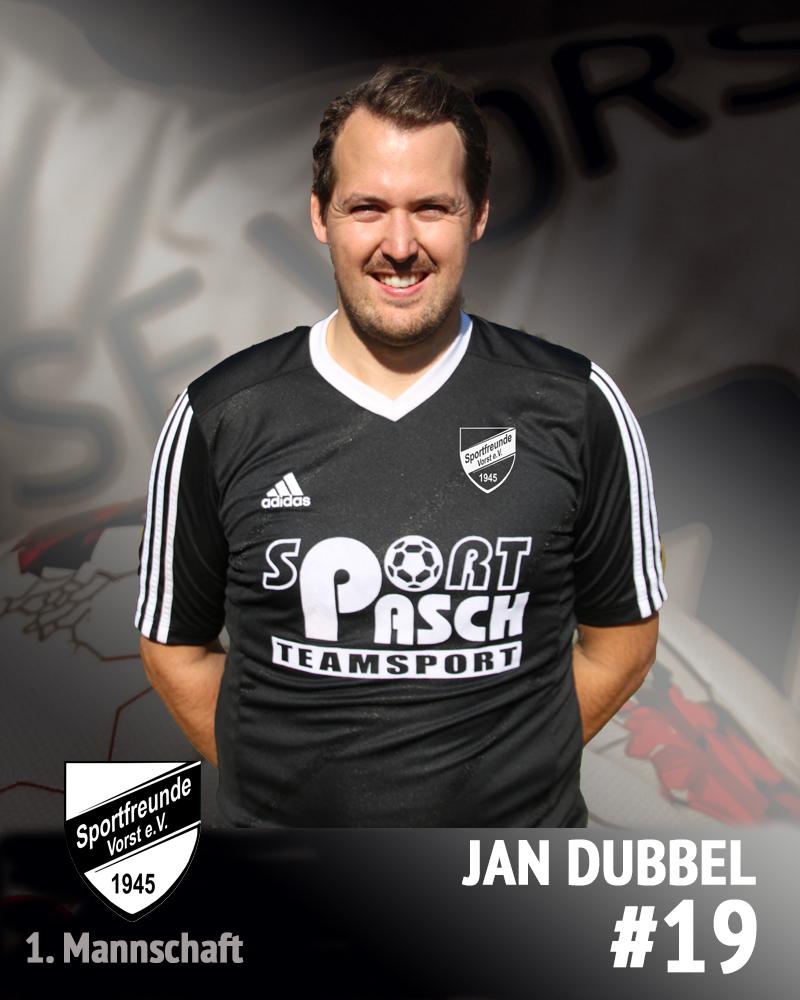 Jan Dubbel