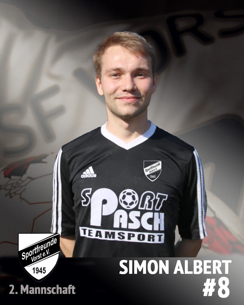 Simon Albert
