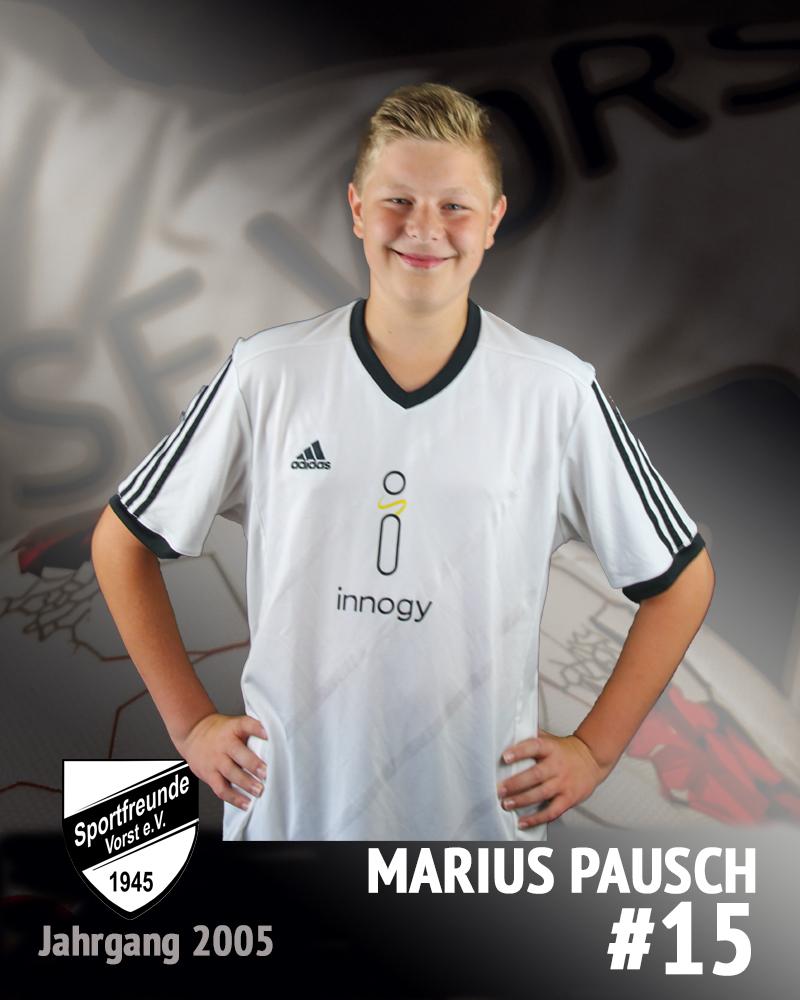 Marius Pausch