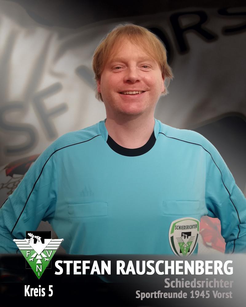 Stefan Rauschenberg