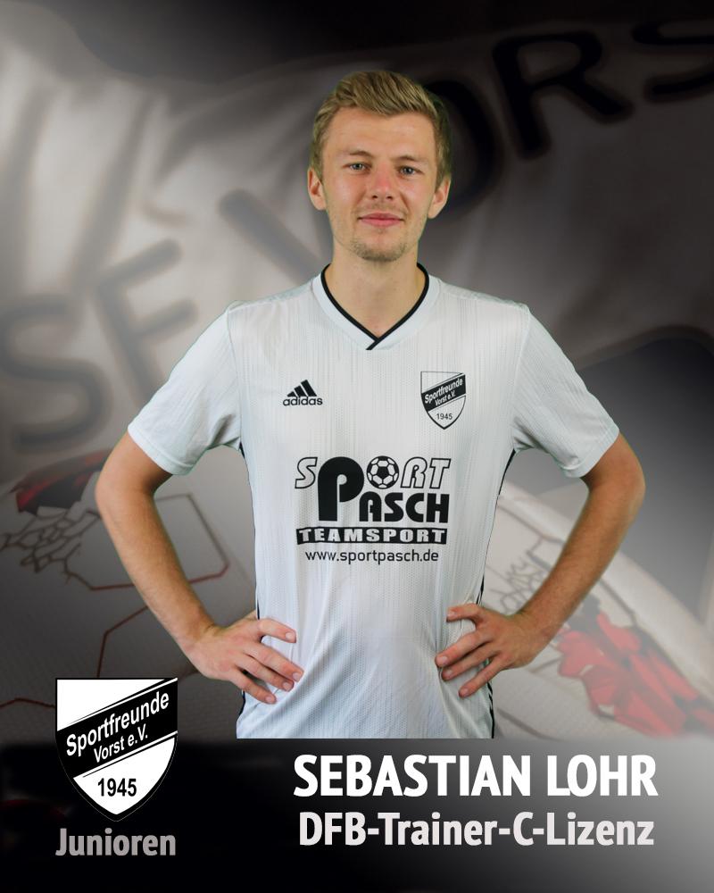 Sebastian Lohr