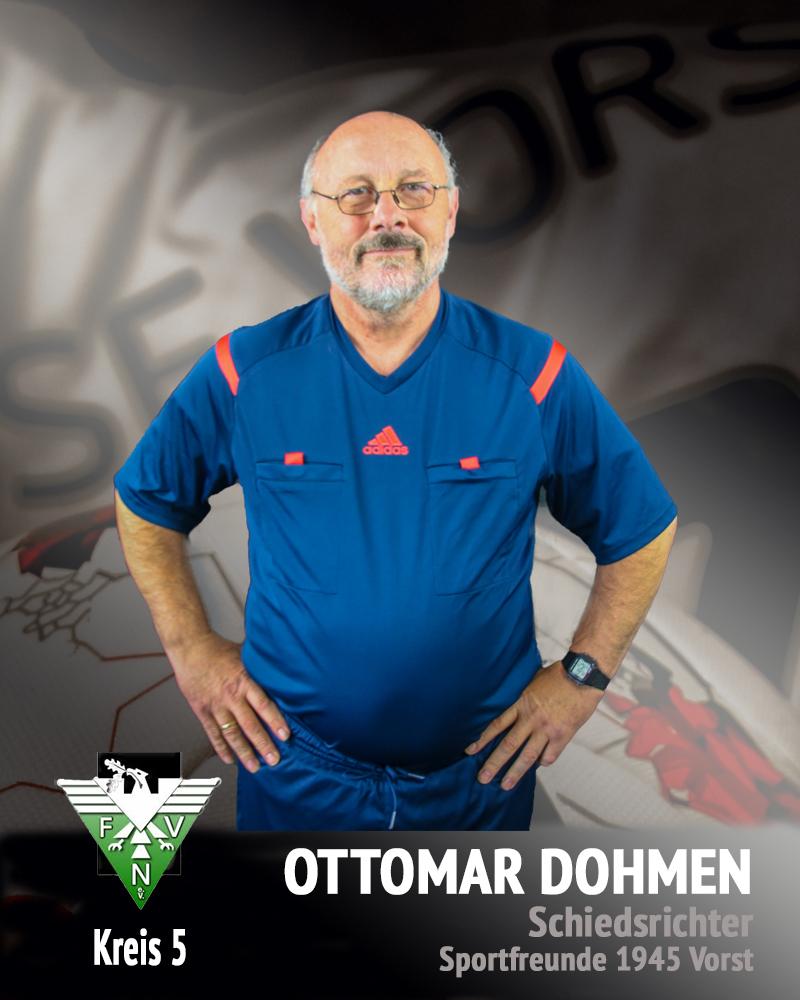 Ottomar Dohmen