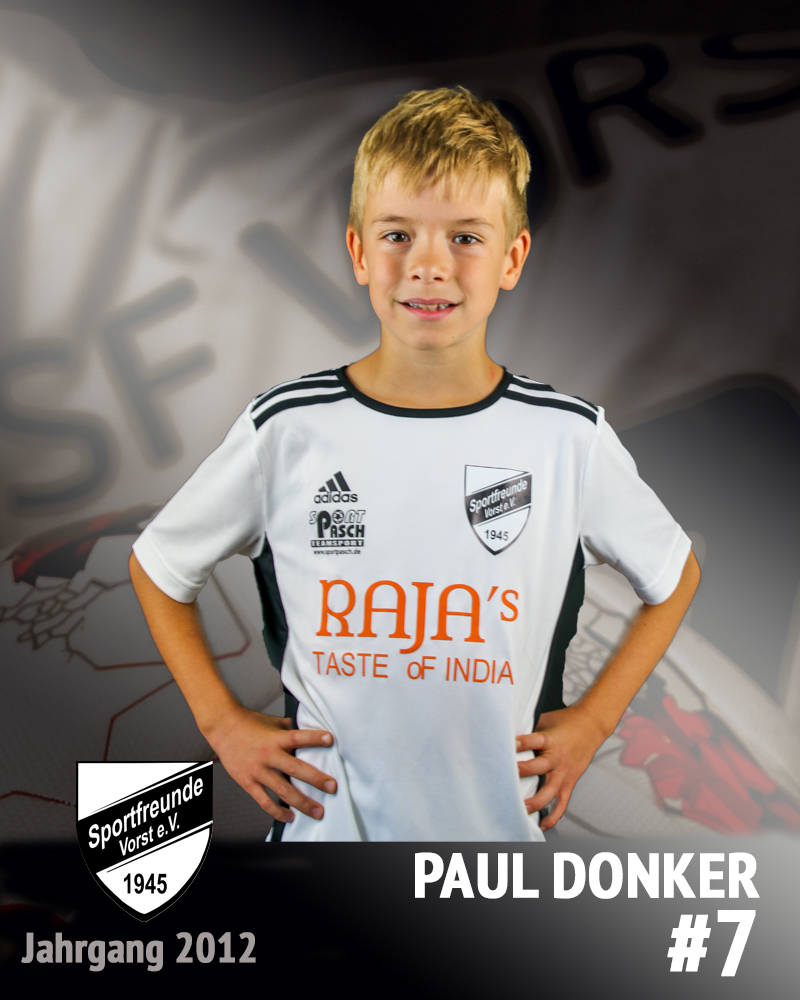 Paul Donker