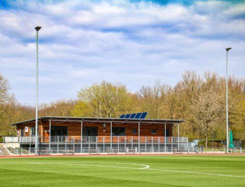 Sportpark Vorst über Ostern geschlossen