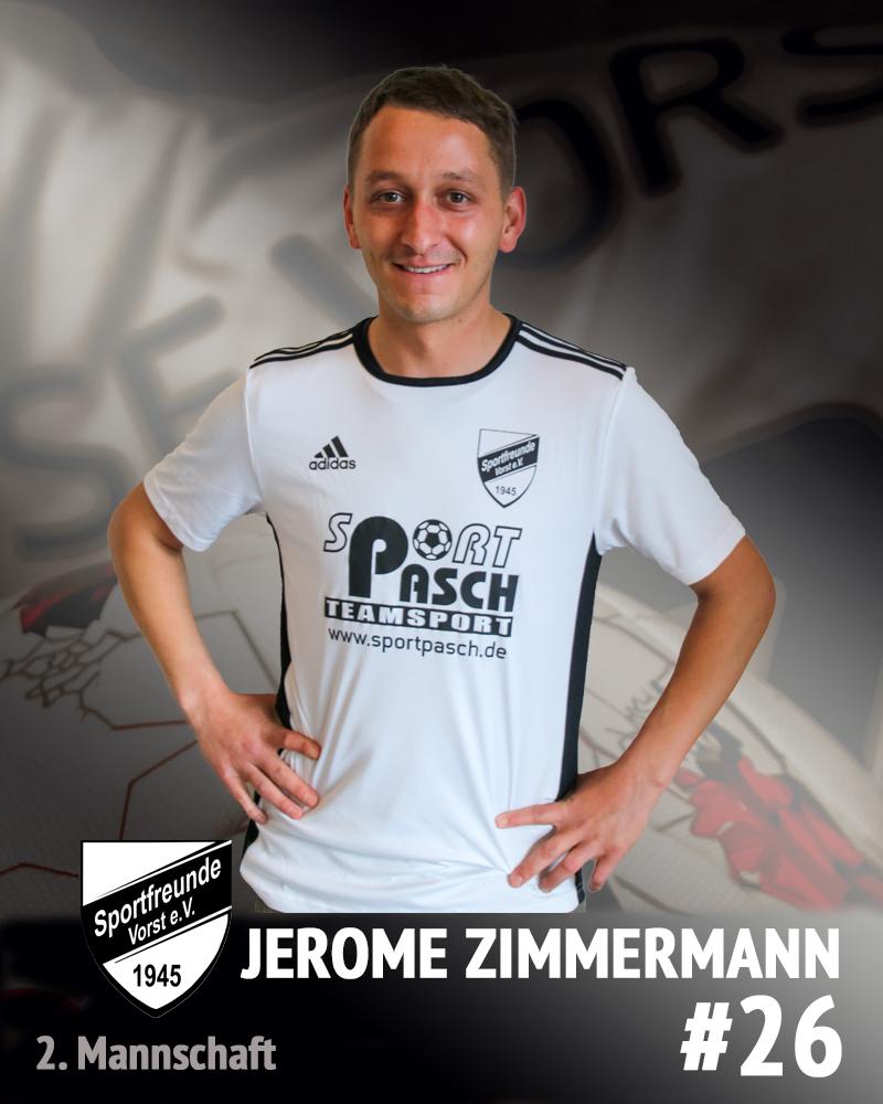 Jerome Zimmermann