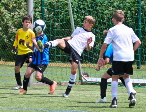 Hochbetrieb bei den Junioren-Mannschaften