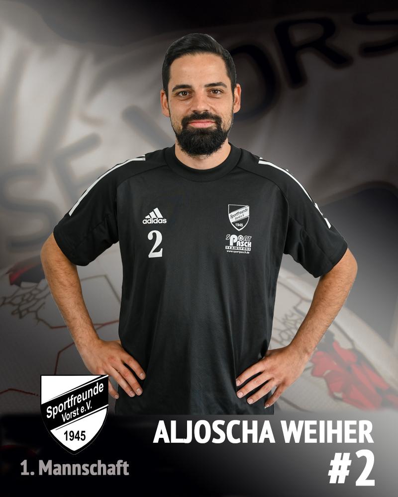 Aljoscha Weiher