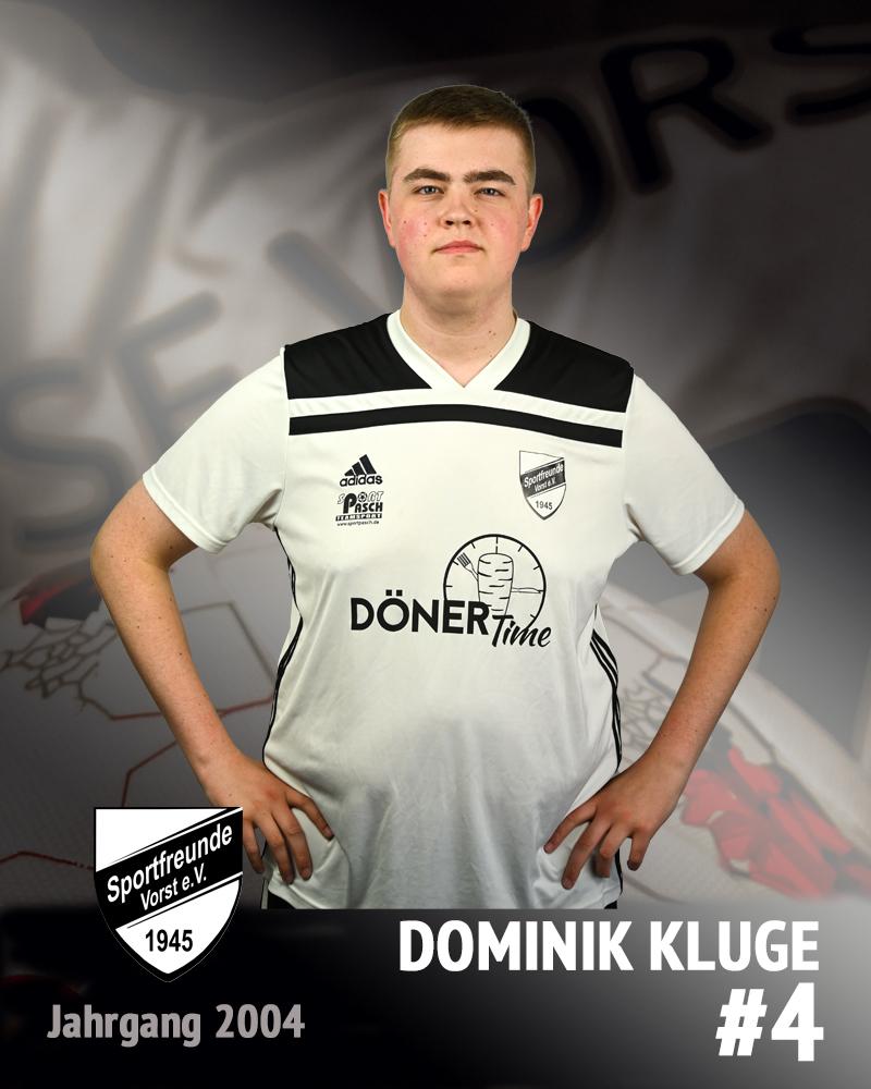Dominik Kluge