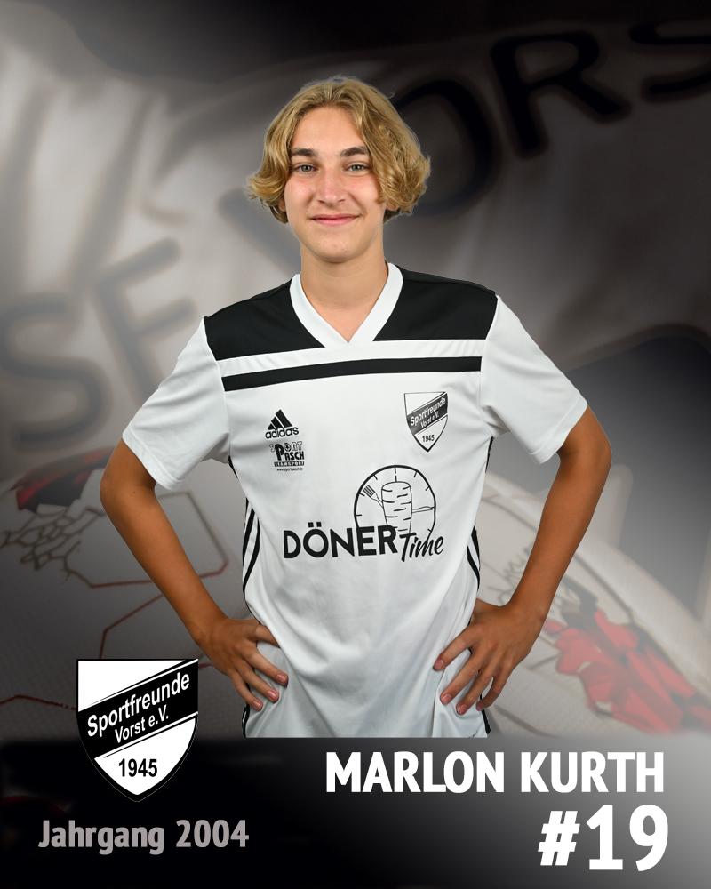 Marlon Kurth