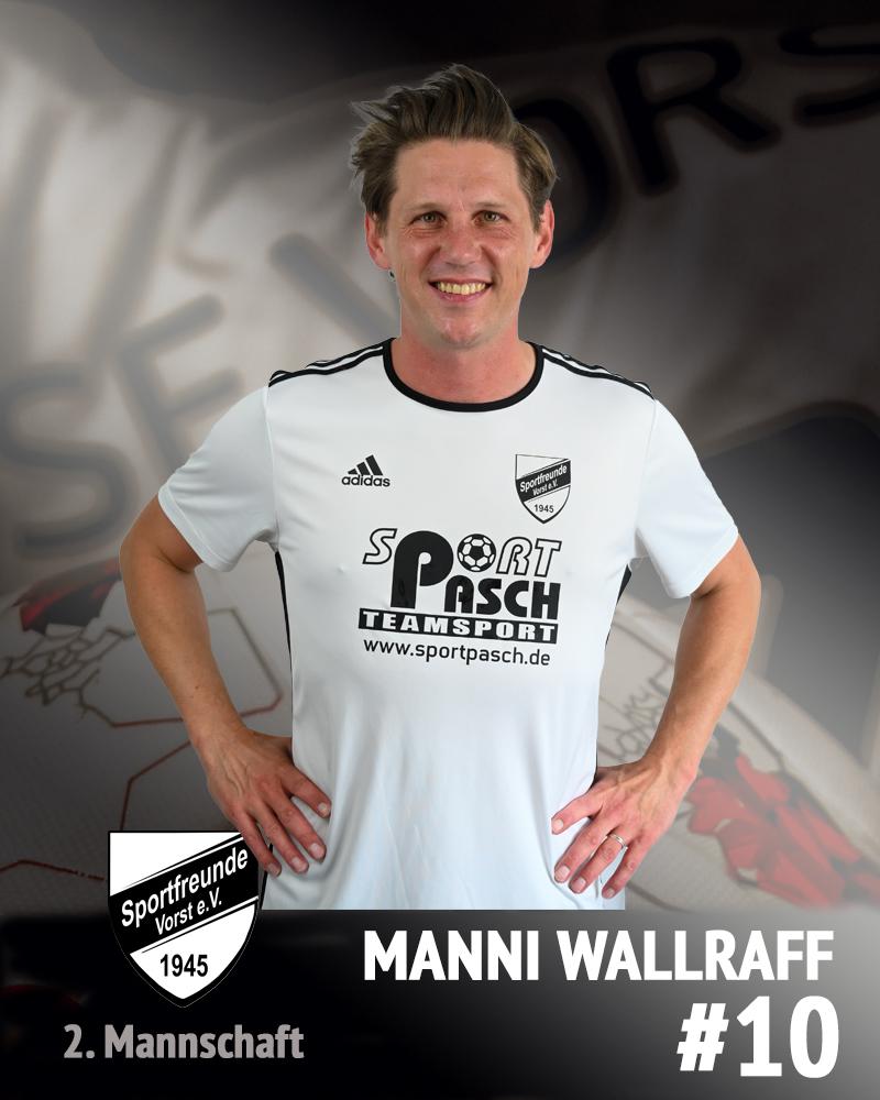 Manni Wallraff