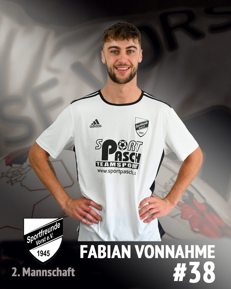 Fabian Vonnahme