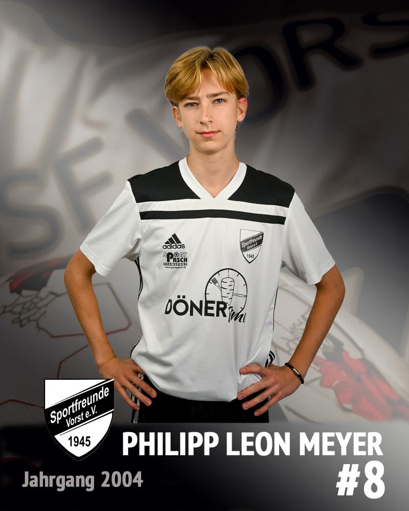 Philipp Leon Meyer