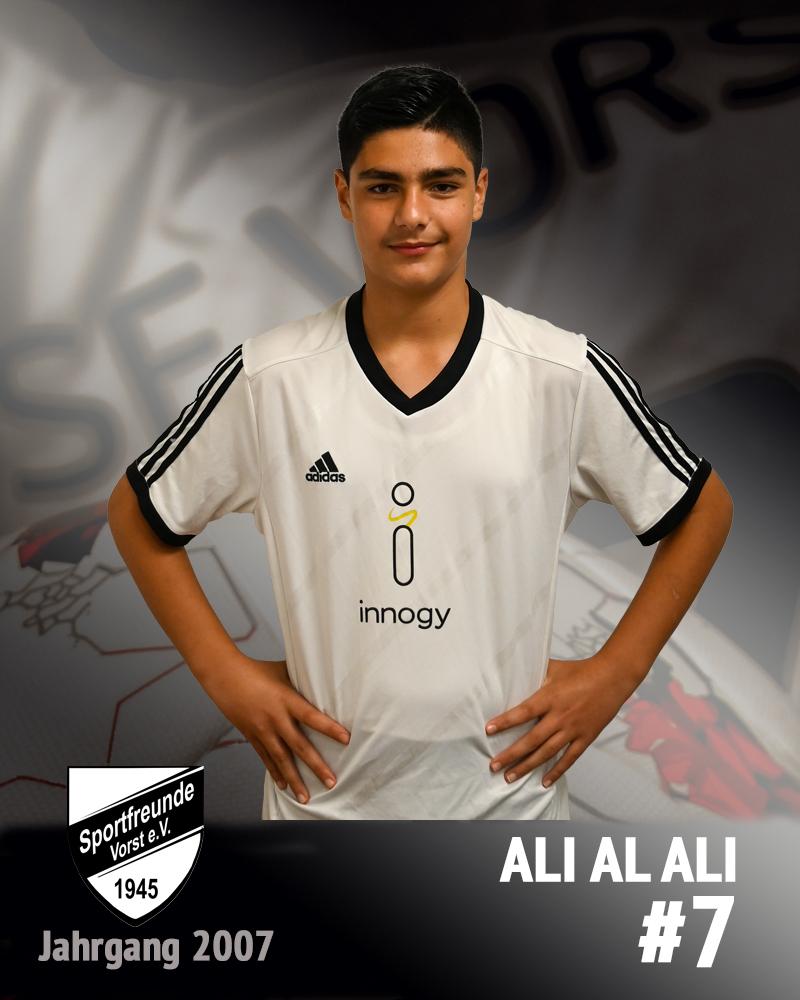 Ali al Ali