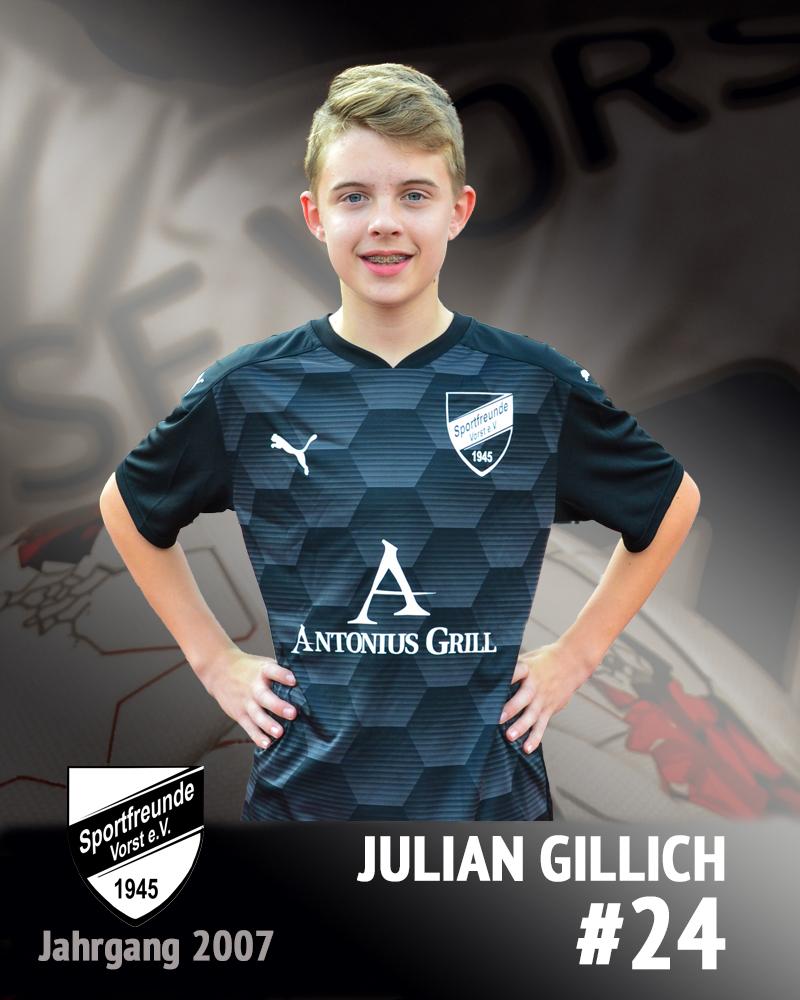 Julian Gillich