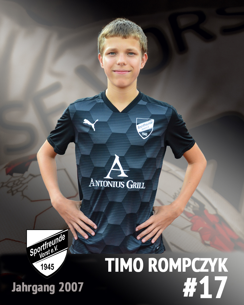 Timo Rompczyk