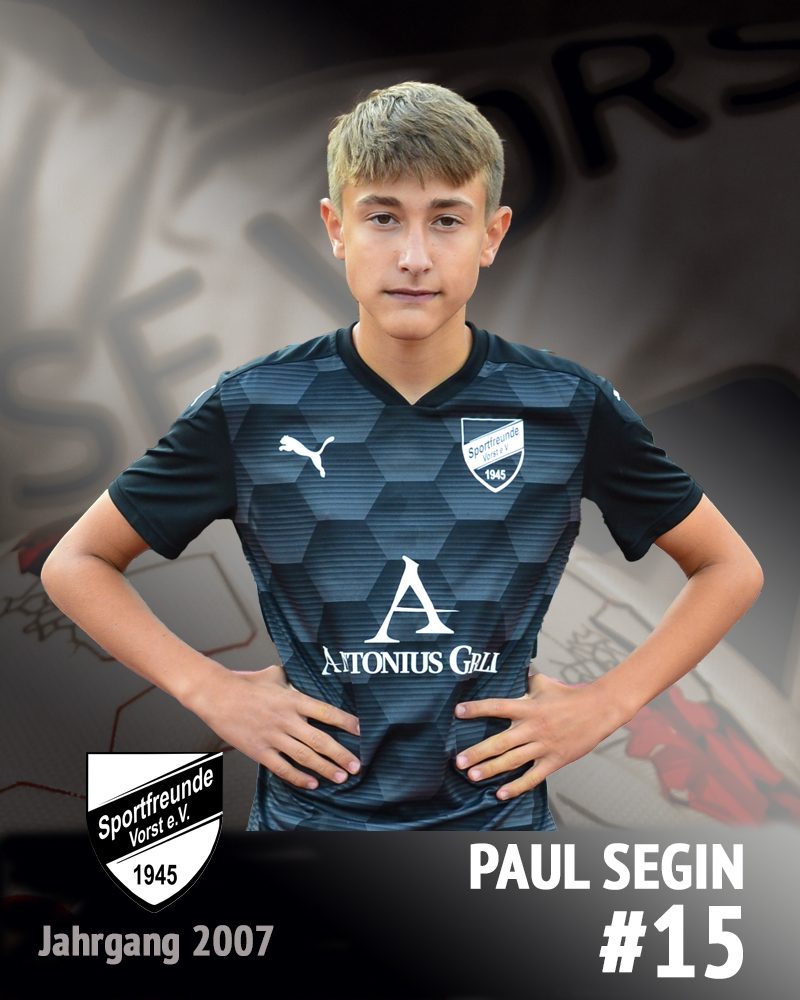 Paul Segin