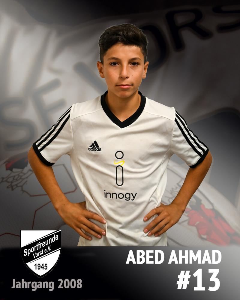 Abed Ahmad
