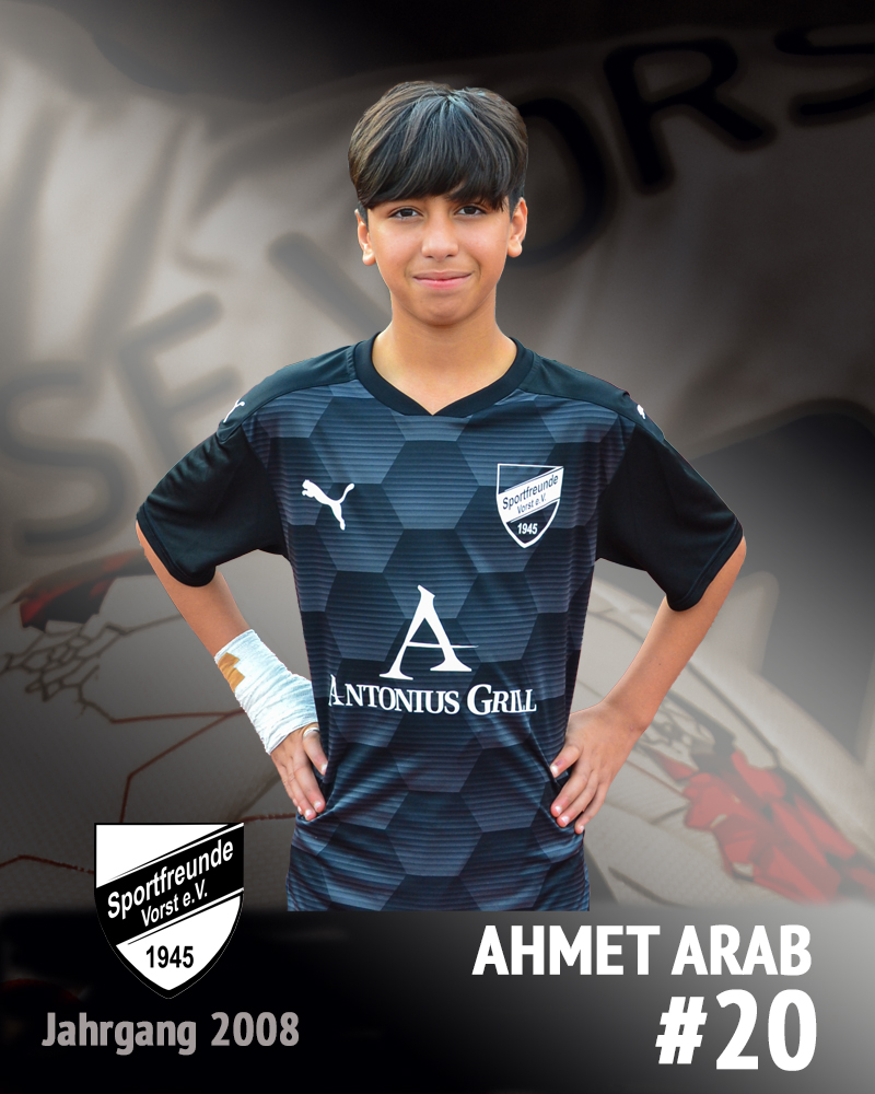 Ahmet Arab