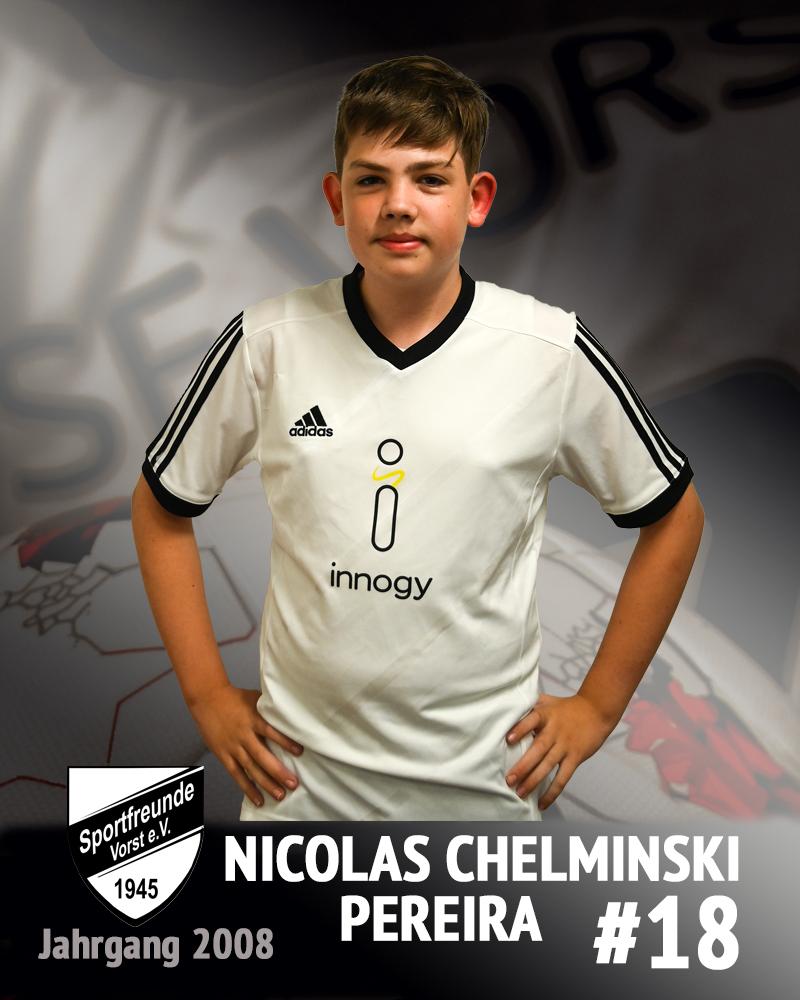 Nicolas Chelminski Pereira