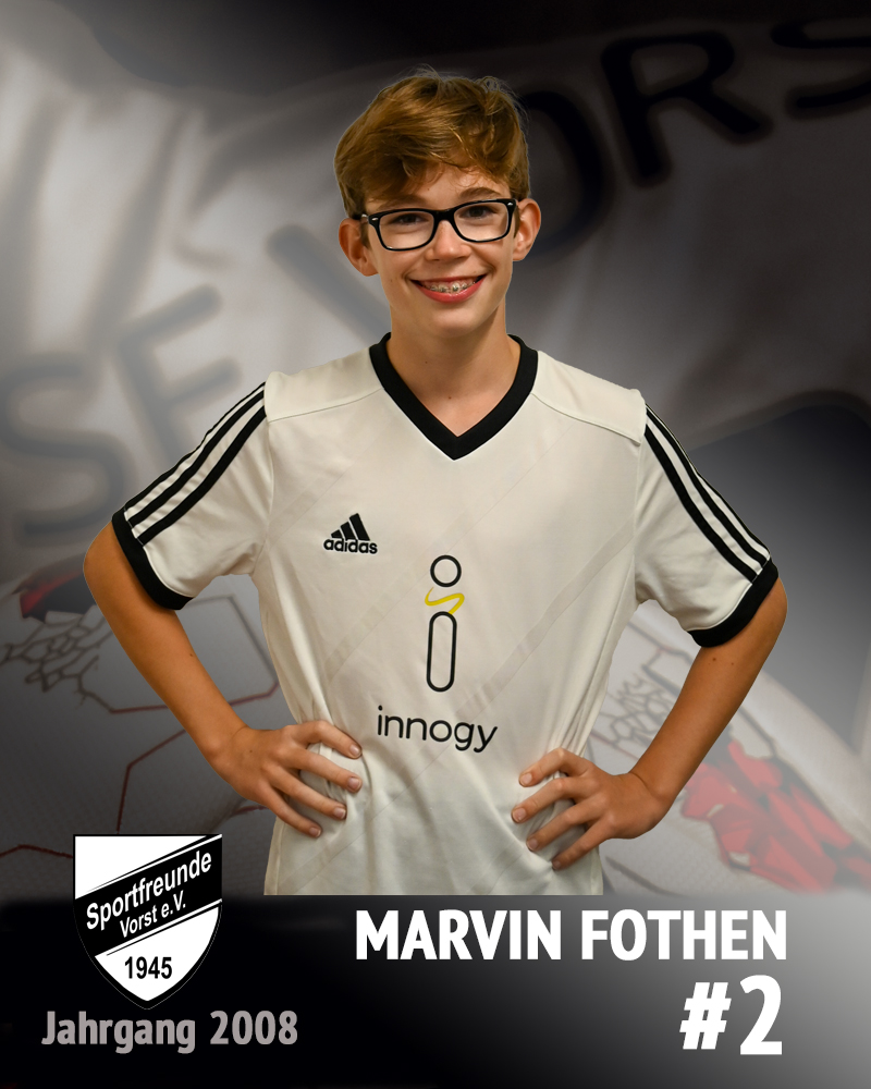 Marvin Fothen