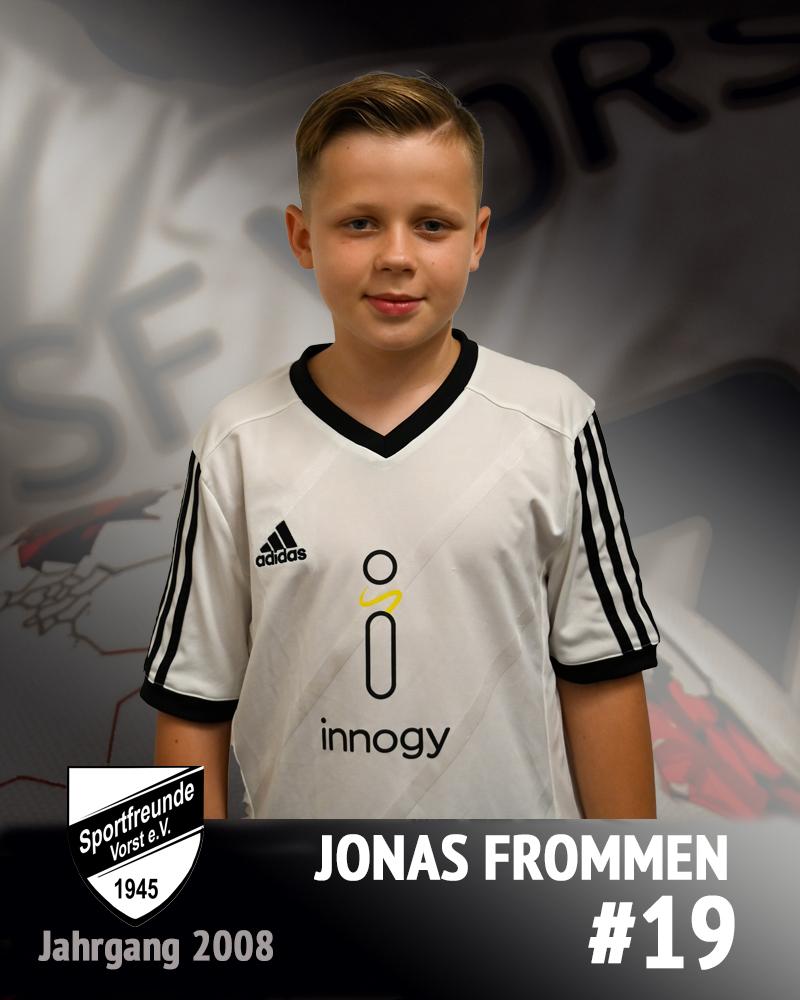 Jonas Frommen