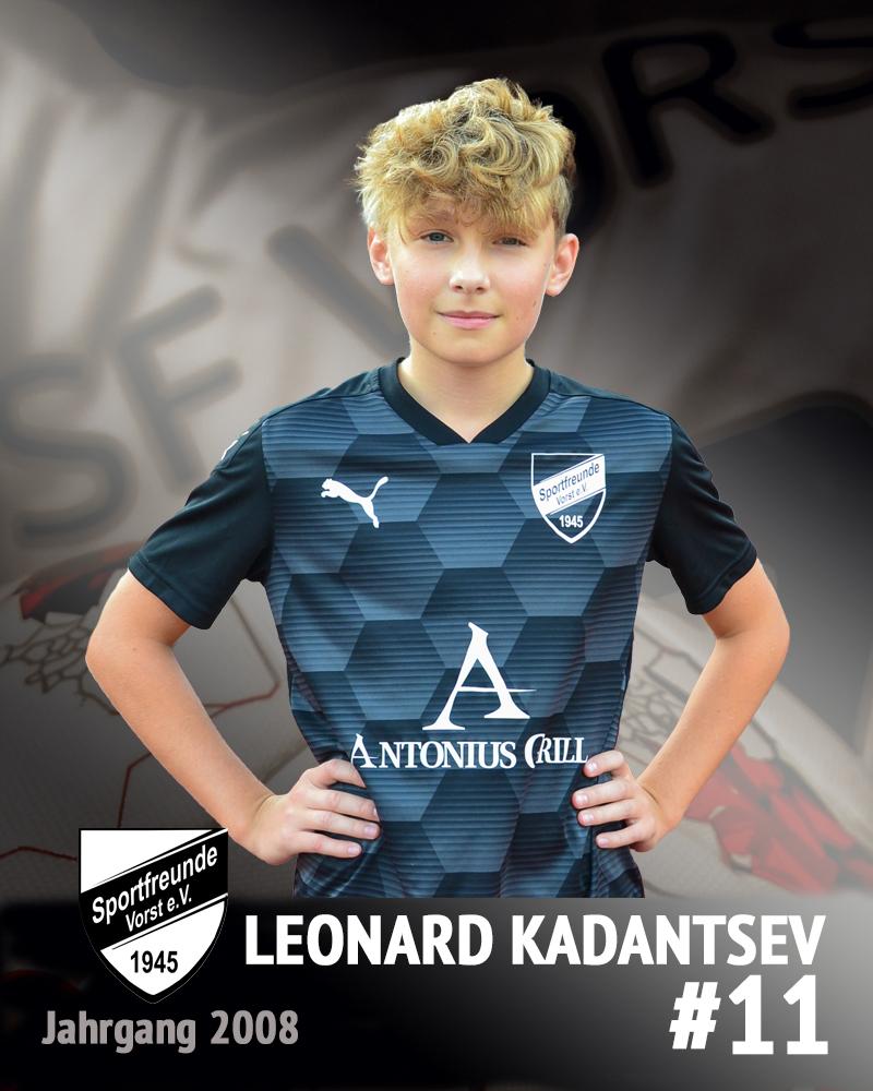 Leonard Kadantsev