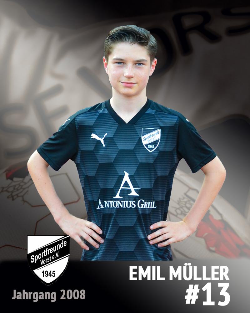 Emil Müller