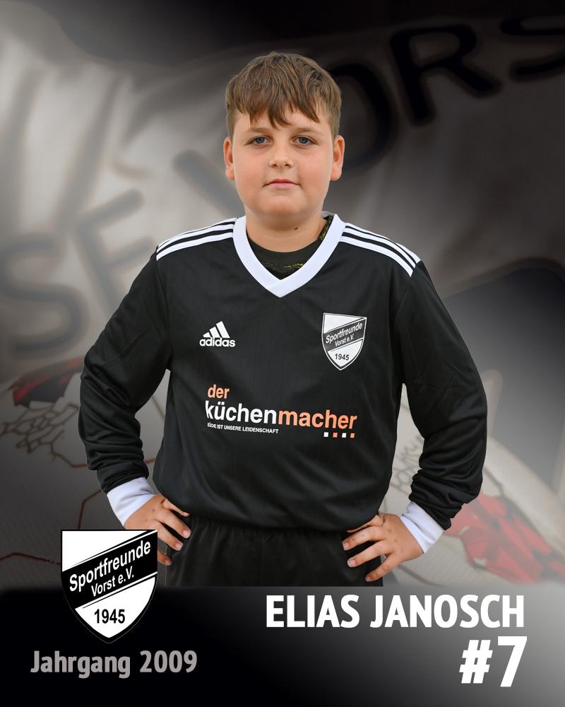 Elias Janosch