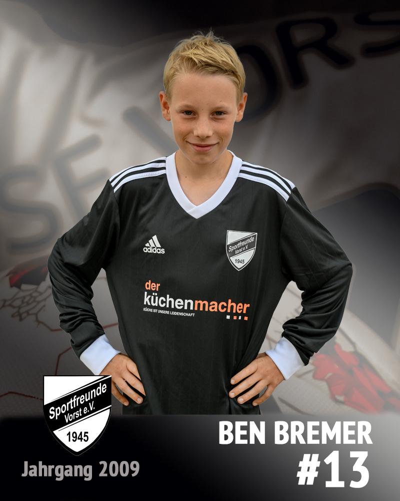 Ben Bremer