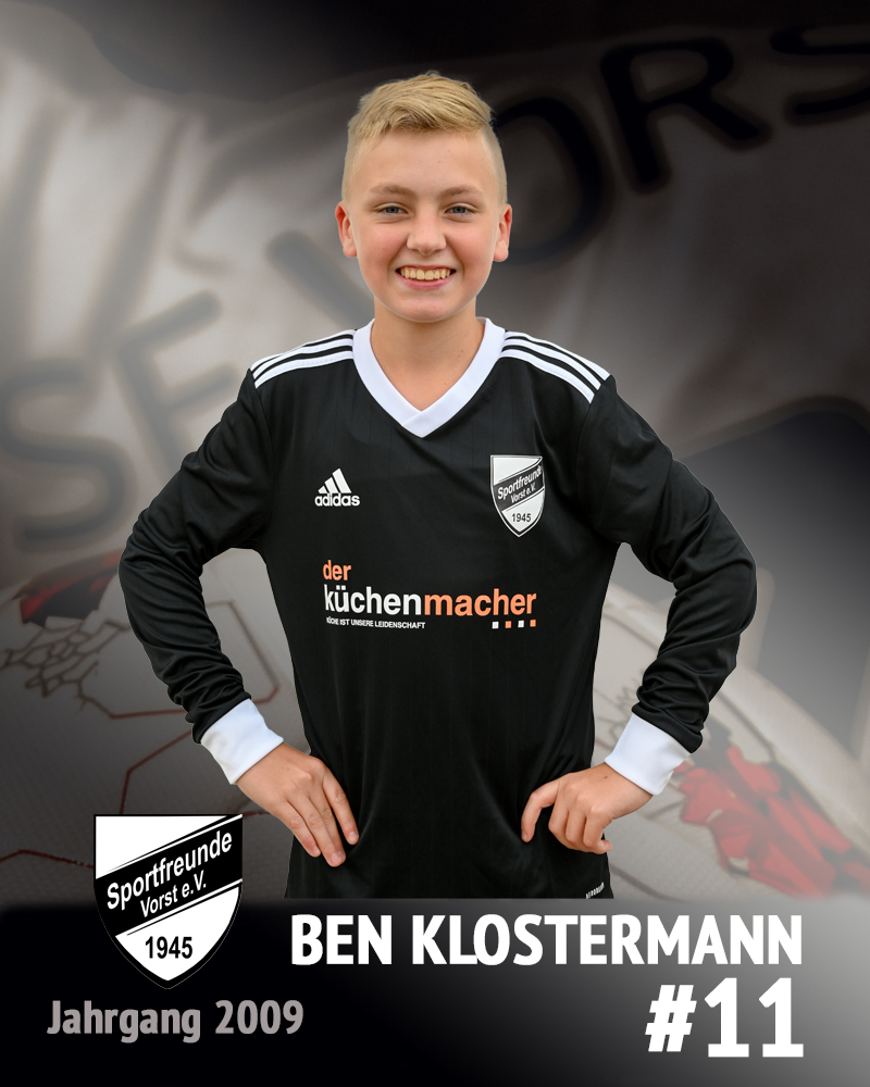 Ben Klostermann