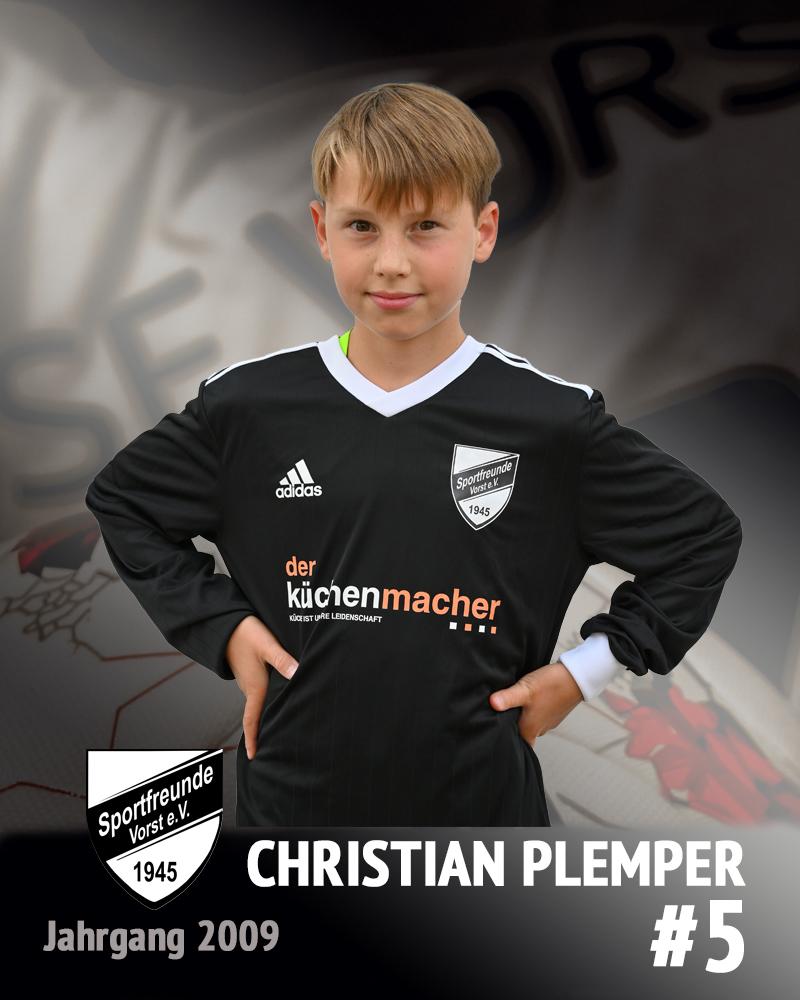 Christian Plemper
