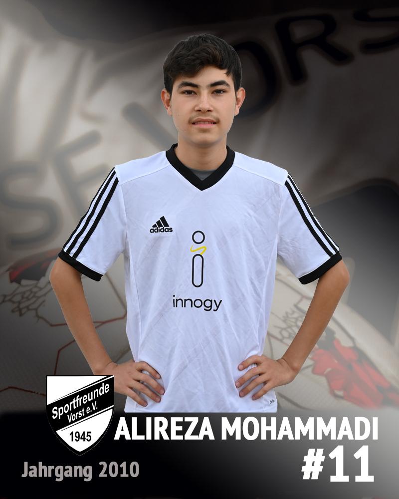 Alireza Mohammadi