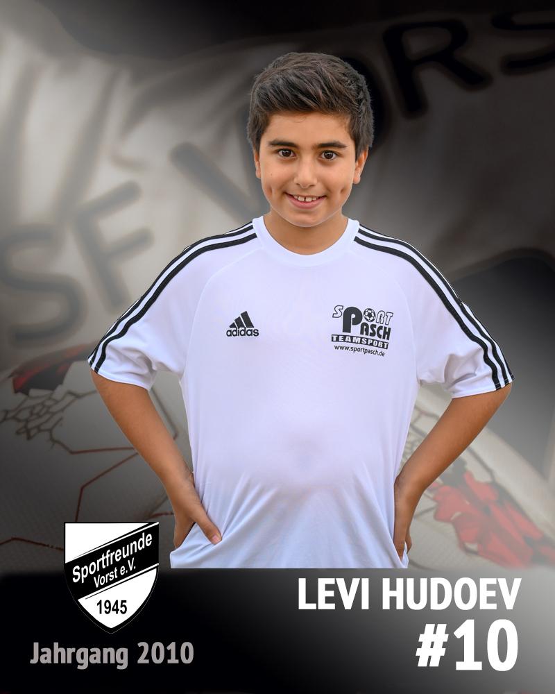 Levi Hudoev