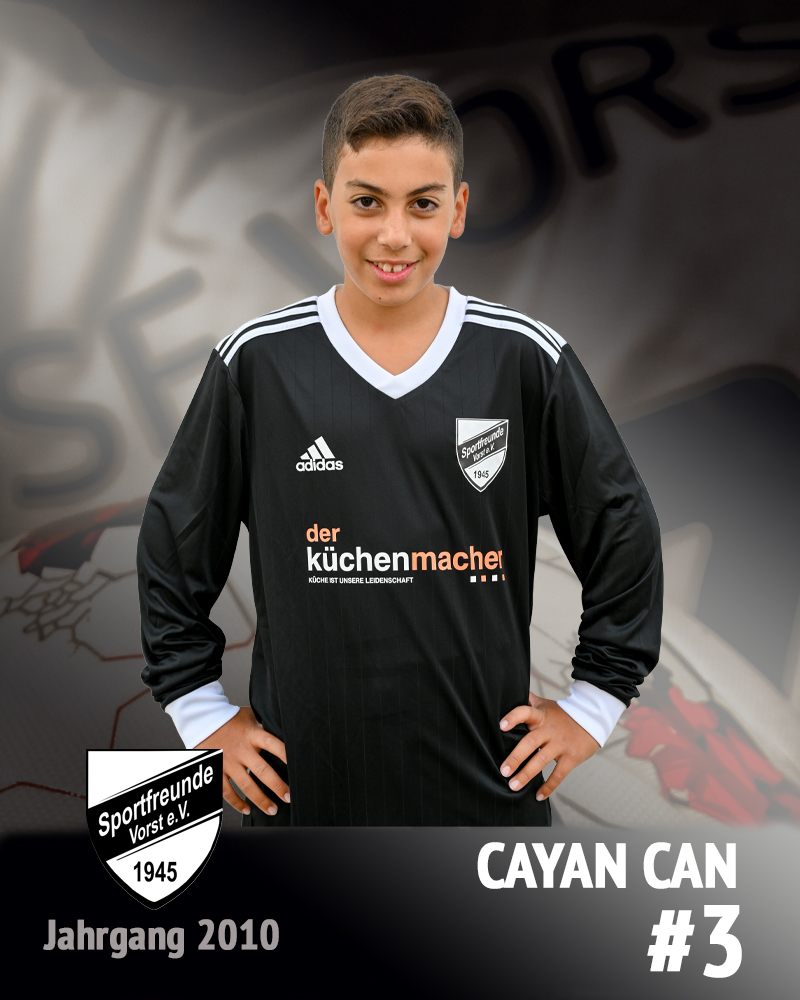 Cayan Can
