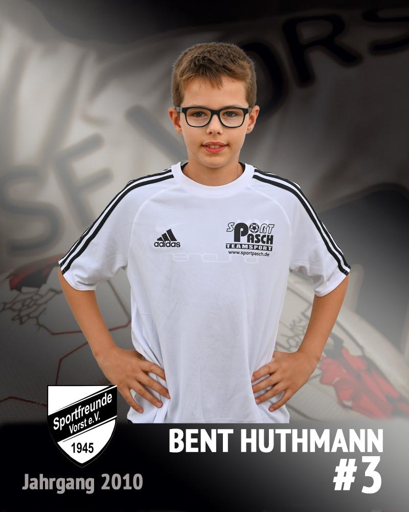 Bent Huthmann