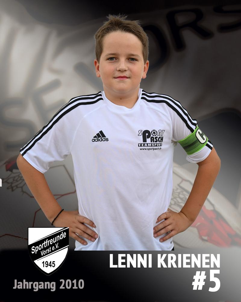 Lenni Krienen (C)