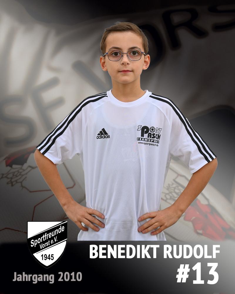 Benedikt Rudolf