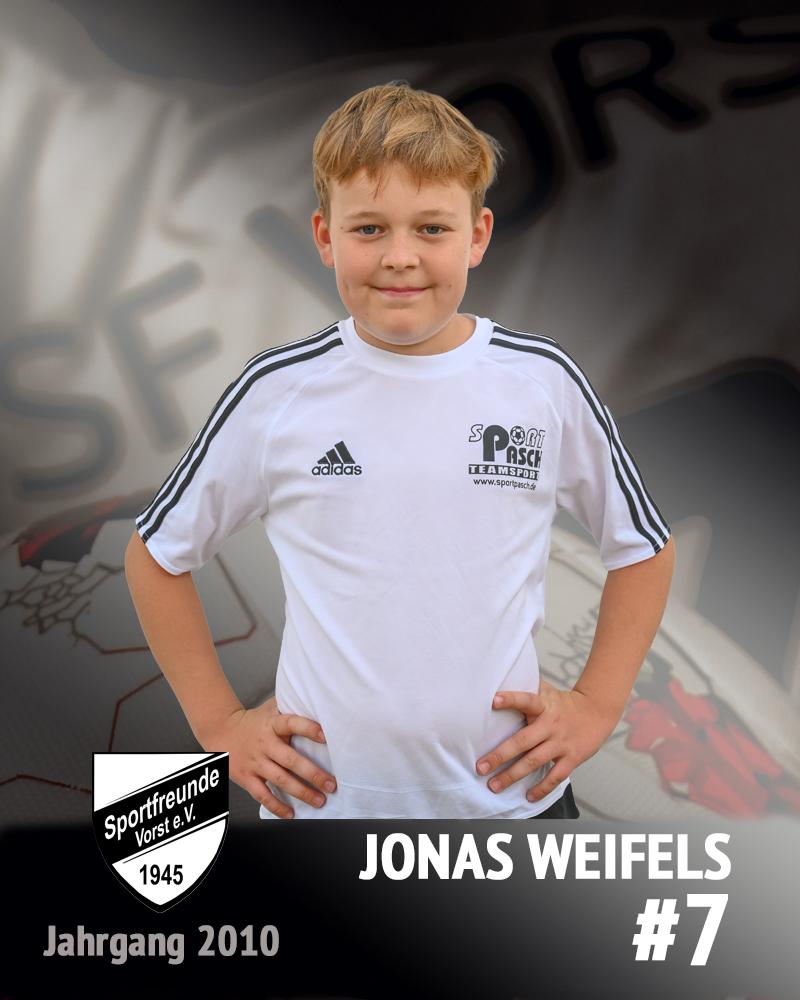 Jonas Weifels