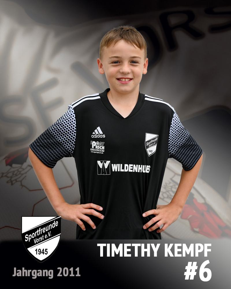 Timethy Kempf