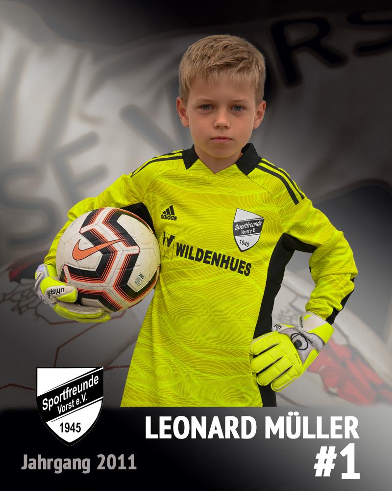 Leonard Müller